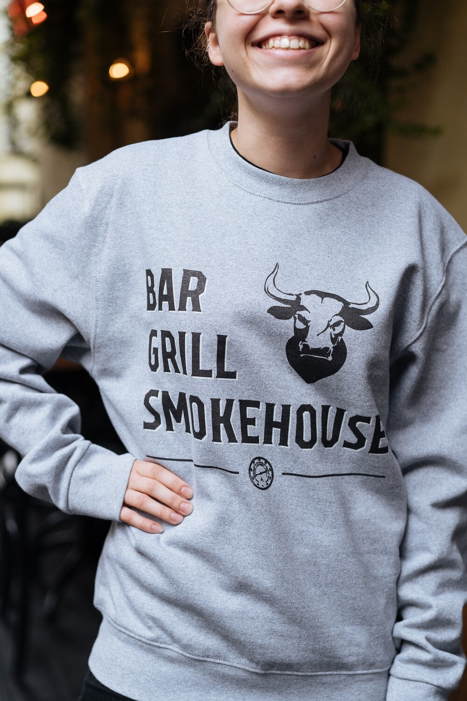 СВИТШОТ BAR GRILL SMOKEHOUSE