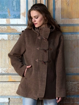 Toggle Women's Coat