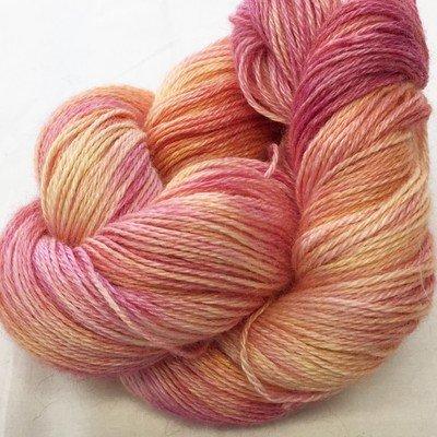 Mariquita Hand Dyed - Hibiscus