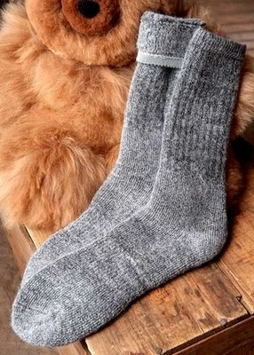 Ultimate Outdoor Alpaca Sock