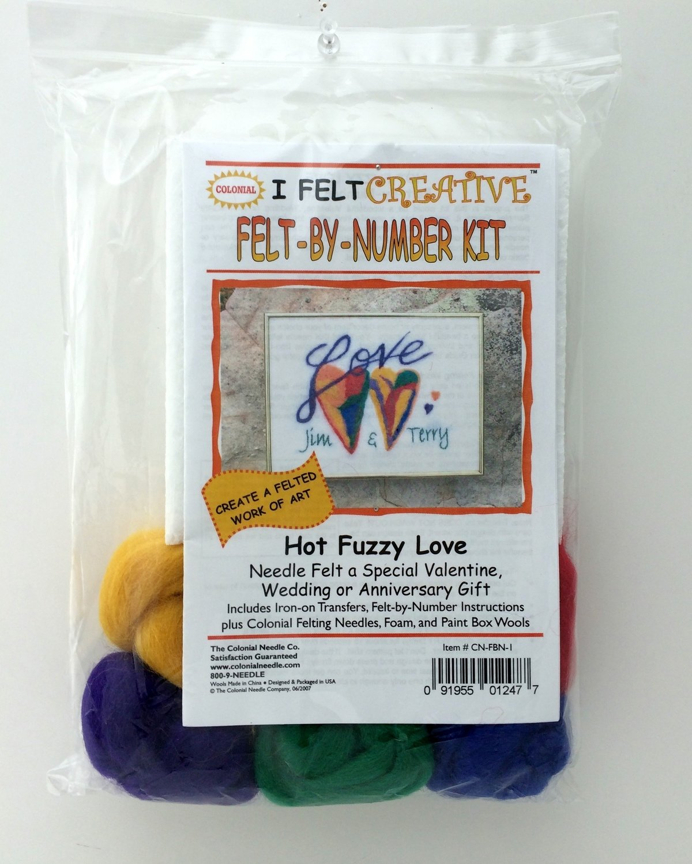 Felt by Number Kit