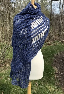X-Stitch Summer Wrap - Astral