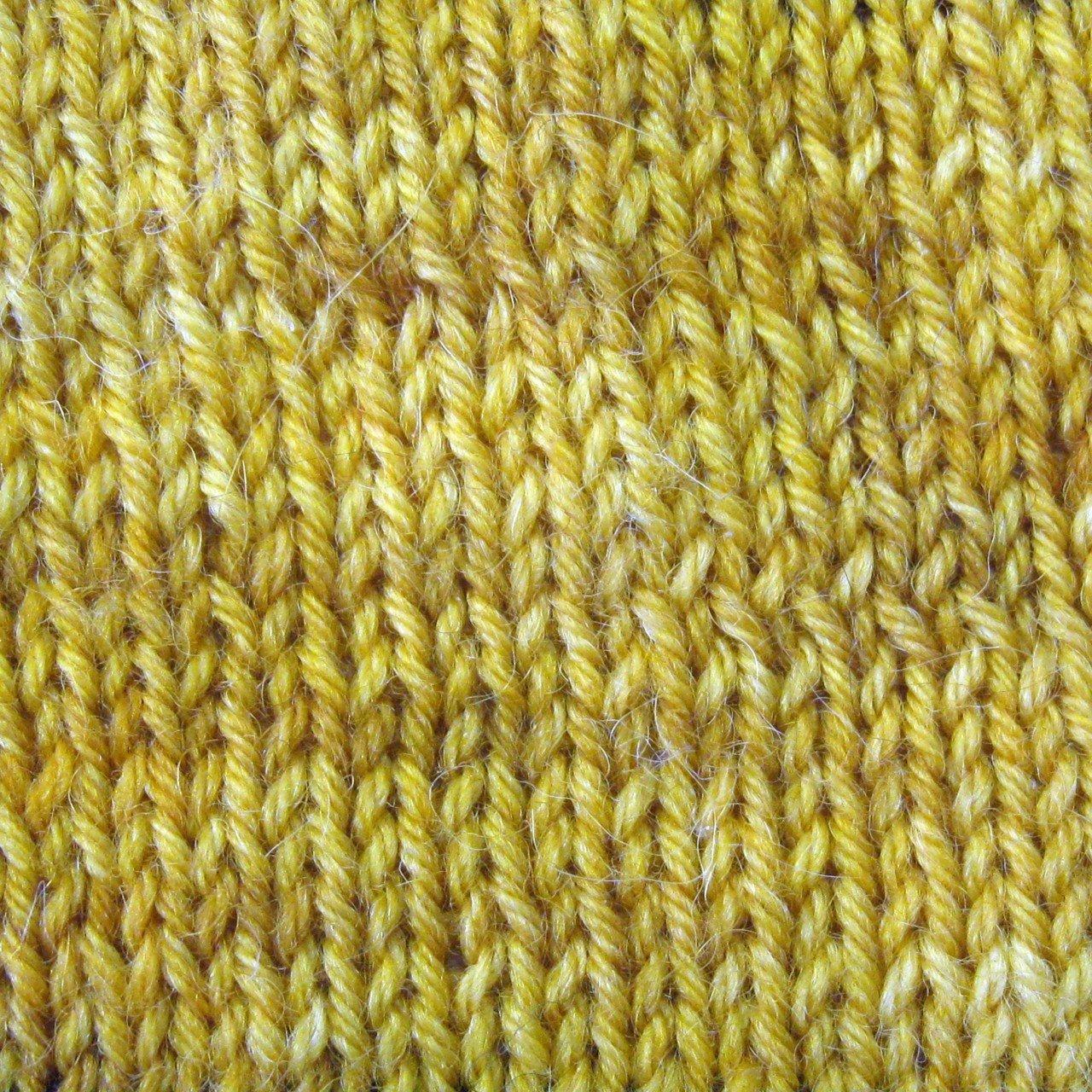 Alpaca and Superwash Wool Sock Yarn - Rumpelstiltskin