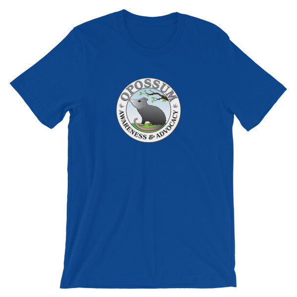 Awesome Opossum T-Shirt - Unisex (Multiple Vibrant Colors)