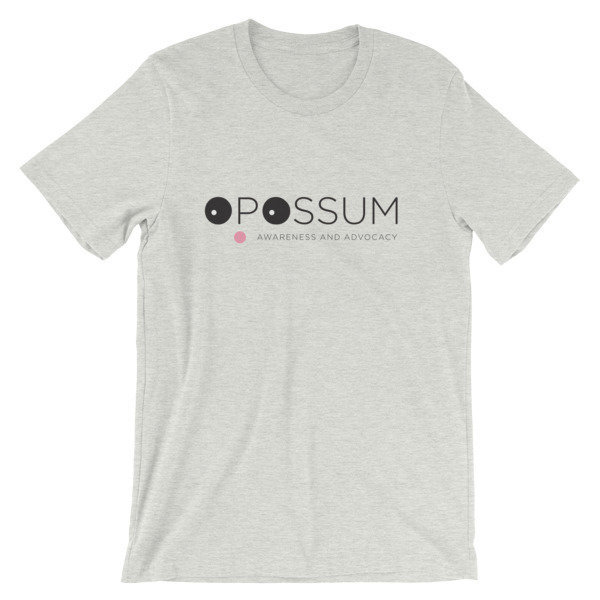 Opossum T-Shirt - Unisex- Modern Logo  (Multiple colors)