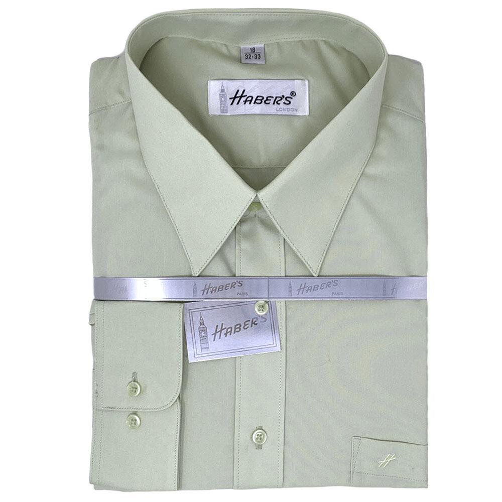 Camisa Haber's  Pistache