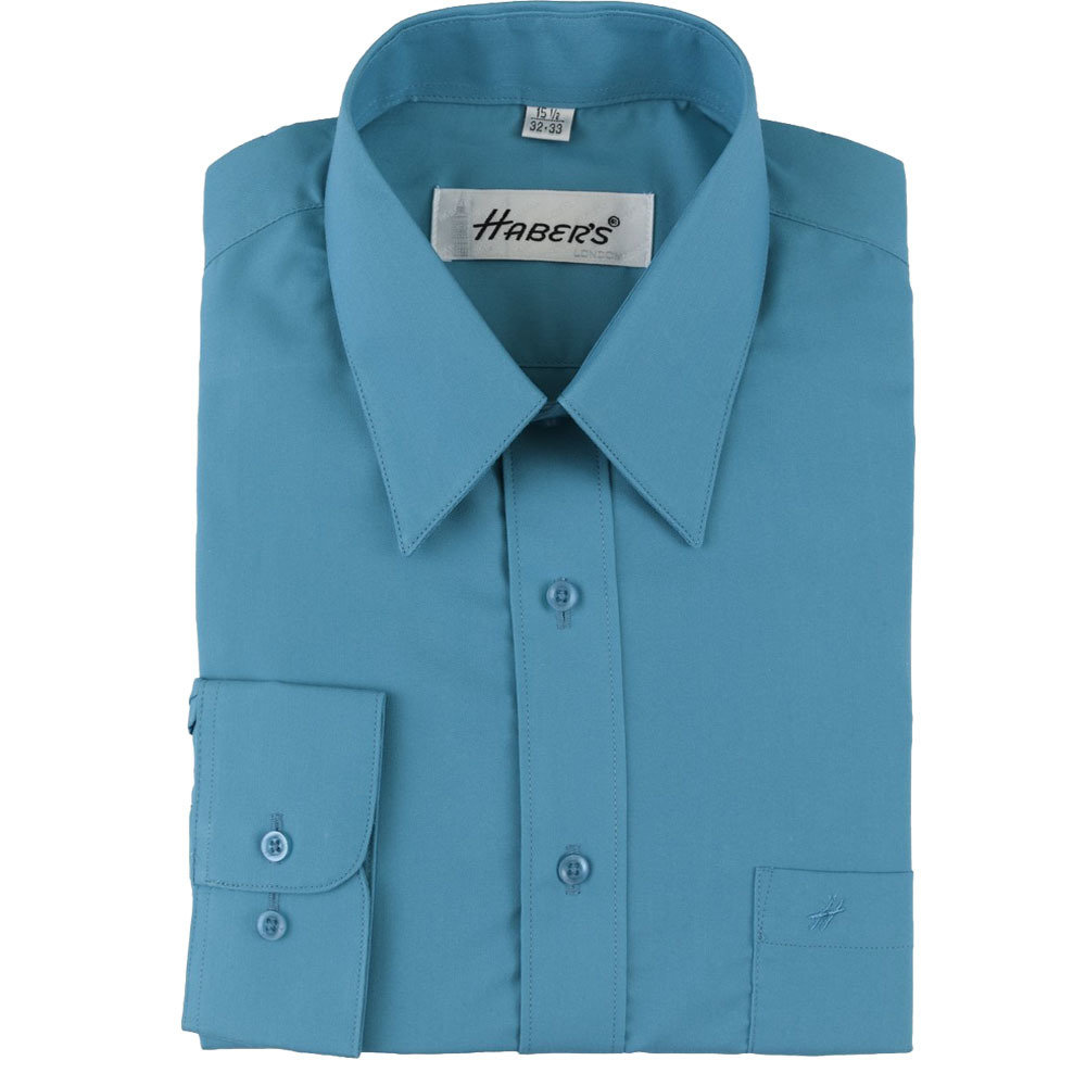 Camisa Haber's Turquesa