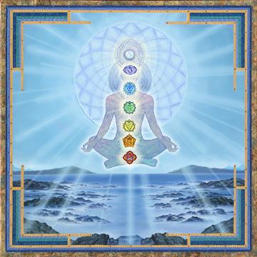 Blue Cosmos                             Chakraman 2