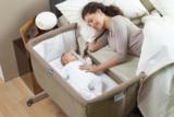 Chicco Next 2 Me Side-Sleeping Crib.
