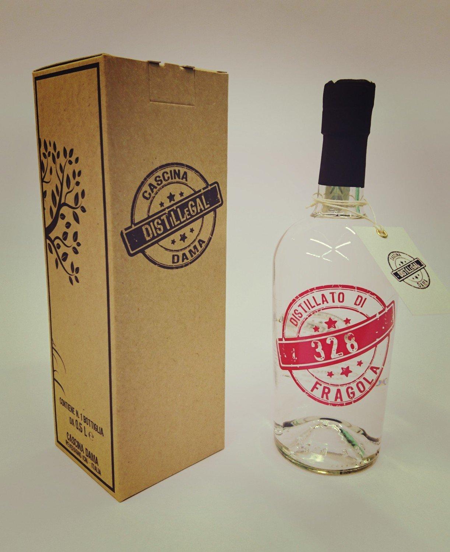 328 - Distillato di Fragola