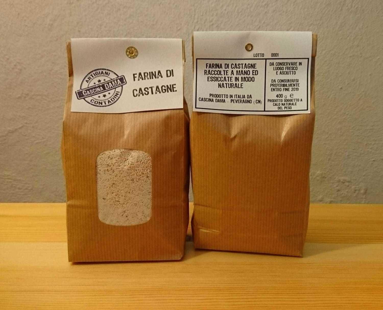 Farina di Castagne - 1° scelta