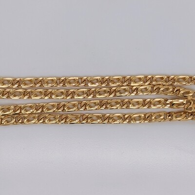 18kt Yellow Gold 24