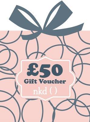 £50 Treatment Voucher