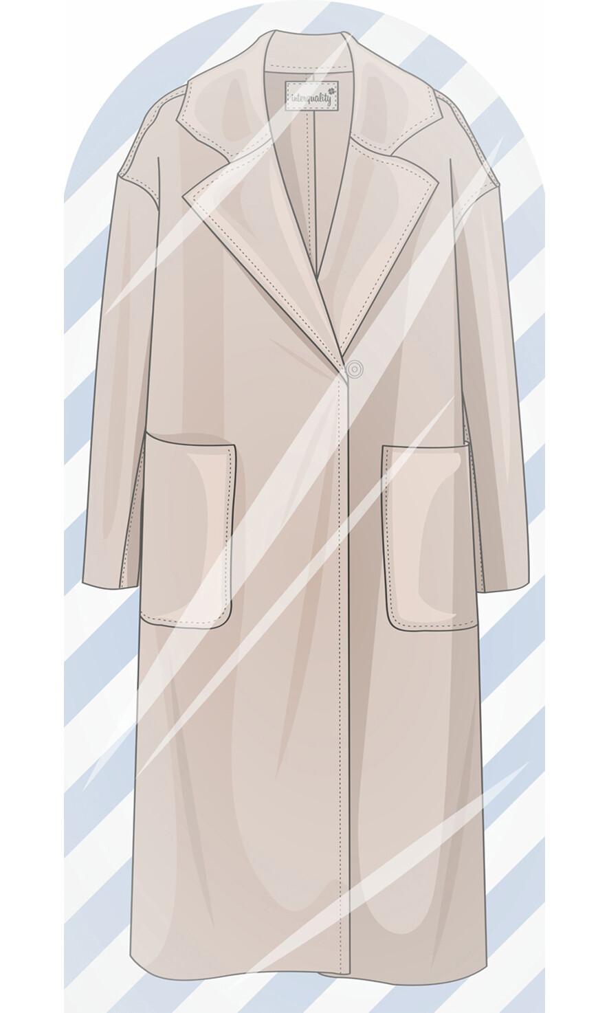 Чехол для одежды Пальто женское