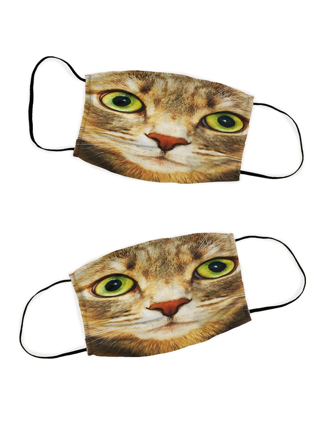 Защитная маска набор 2 шт. Кошка