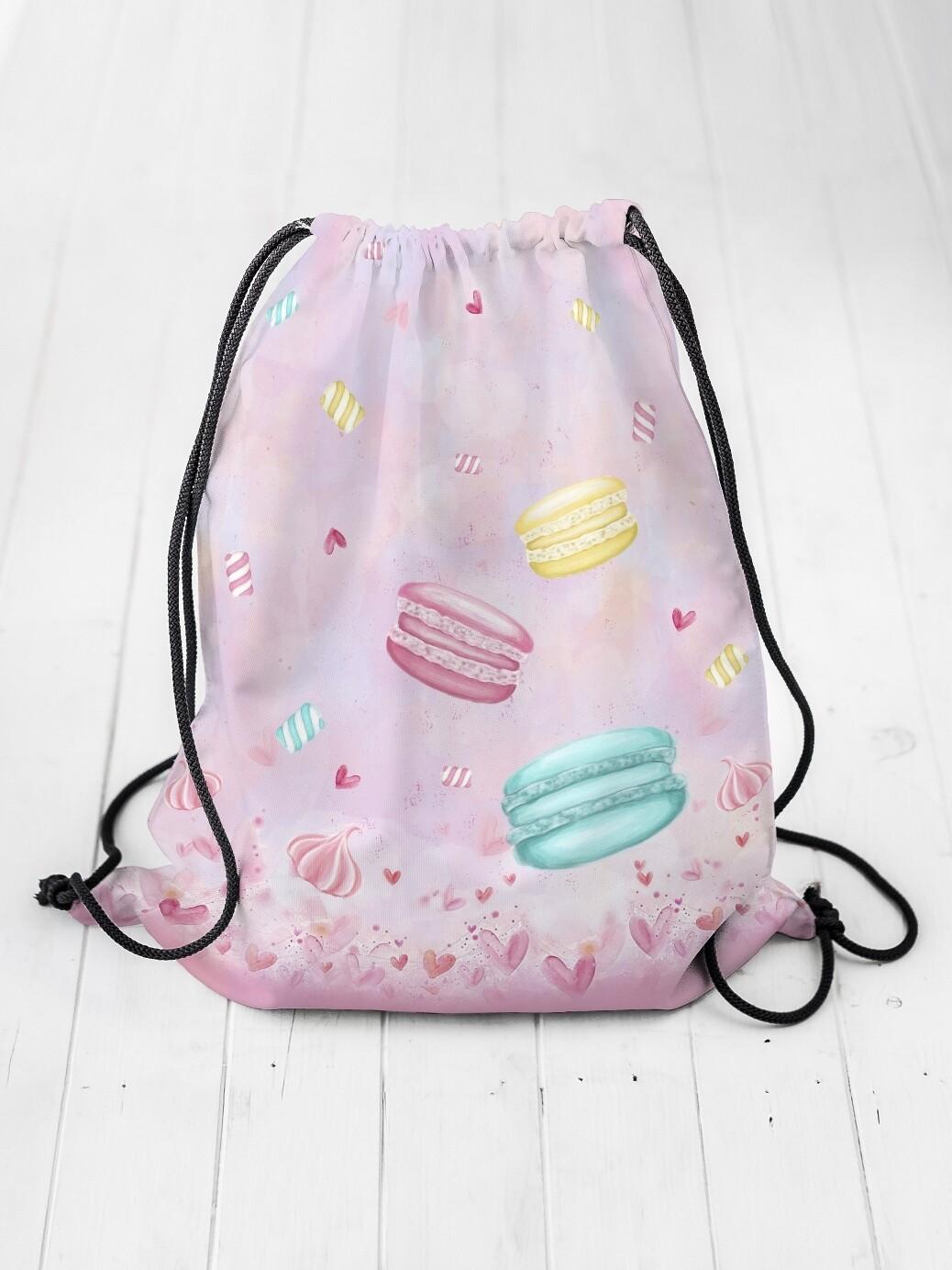 Рюкзак-мешок Сладости