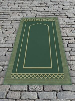Молельный коврик Зеленый