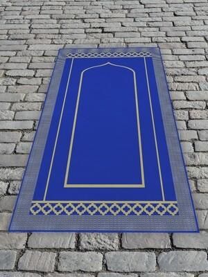Молельный коврик Голубой