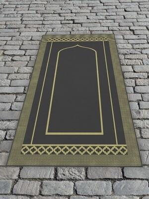 Молельный коврик Серый