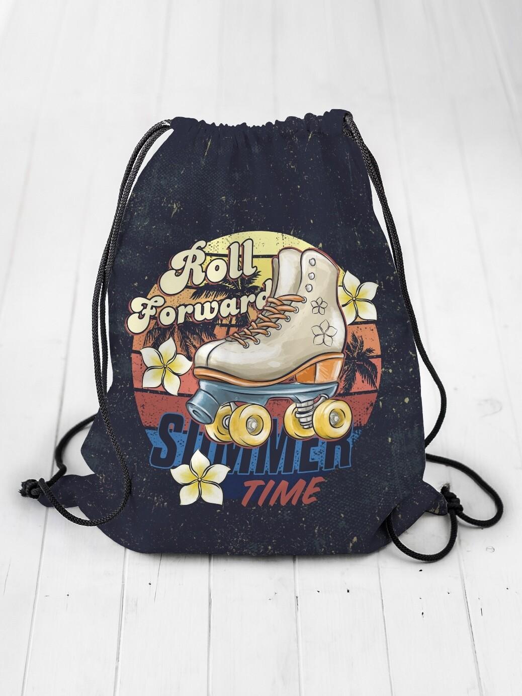 Рюкзак-мешок Roller skates
