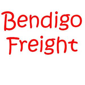 Freight for Bendigo