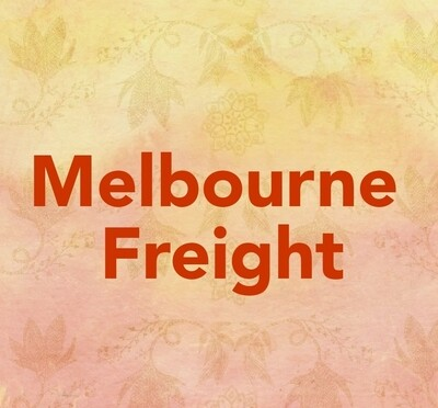 Melbourne Freight