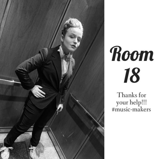 Room Eighteen Benevolent Donor
