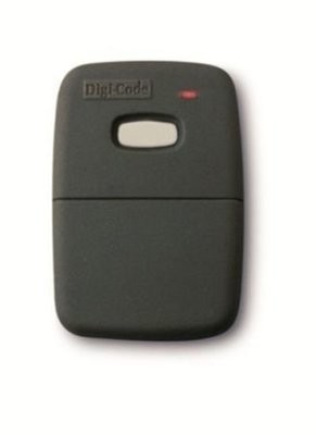 Digi-Code One Button Visor Transmitter, DC5012