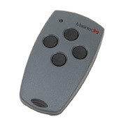 M3-2314 Four Button Visor Remote, 315MHz