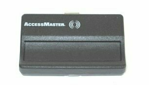 Sears Craftsman Replacement One Button Visor Remote, 371AC