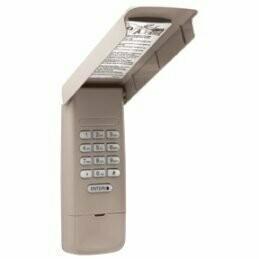 Sears Craftsman Replacement Wireless Keypad, 877MAX