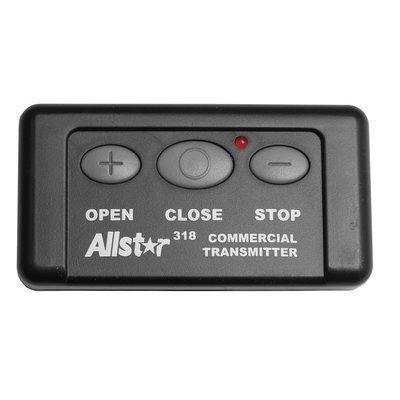 Allstar QC Classic Three Button O,C,S Transmitter,190-111662