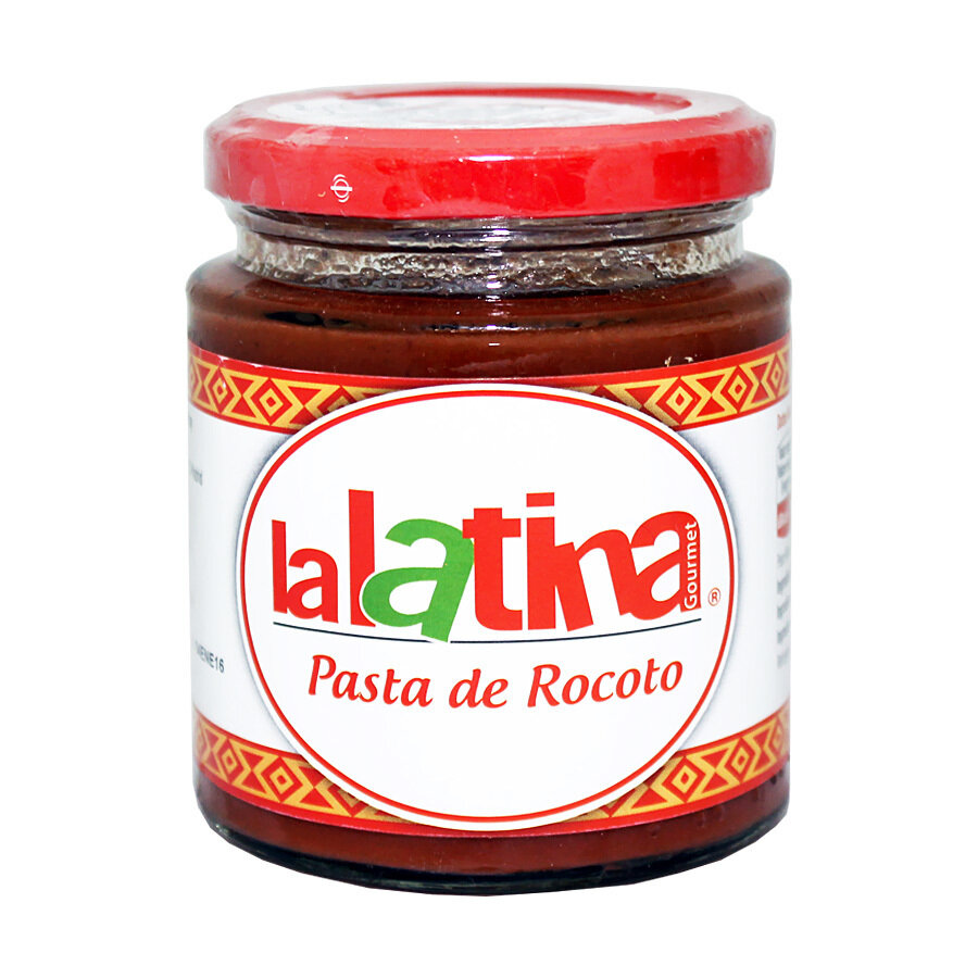 Rocoto Paprikatahna | Rocoto Pepper Paste | LA LATINA | 225 G