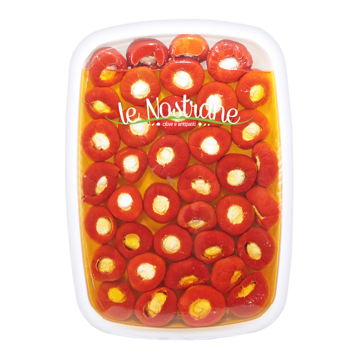 Vuohenjuustolla Täytetty Pippuri | Caprino Filled Pepper | LE NOSTRANE | 1 KG