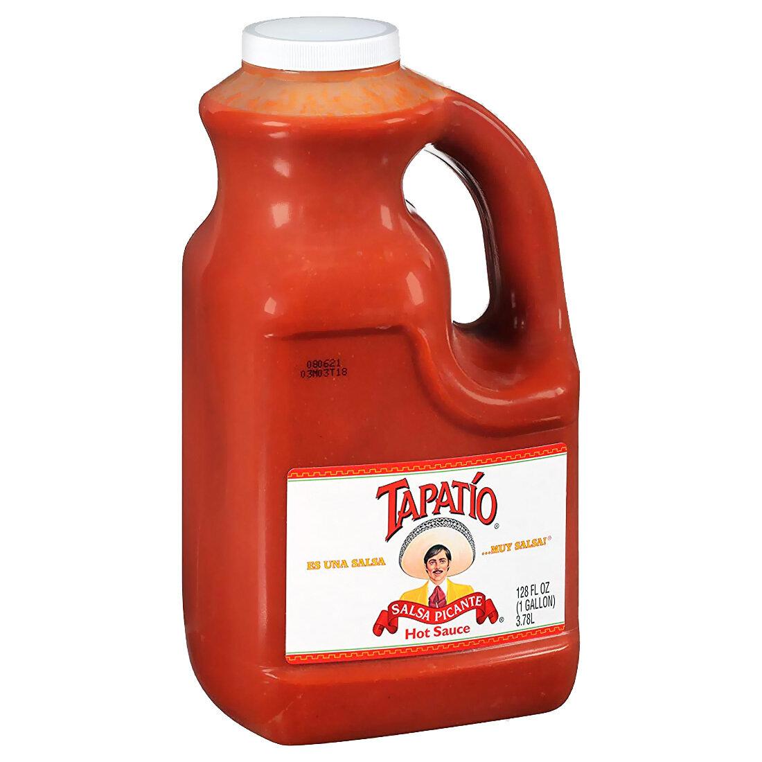 Tapatío Salsa Picante Tulinen Kastike | Tapatío Hot Sauce | TAPATÍO | 3785 ML