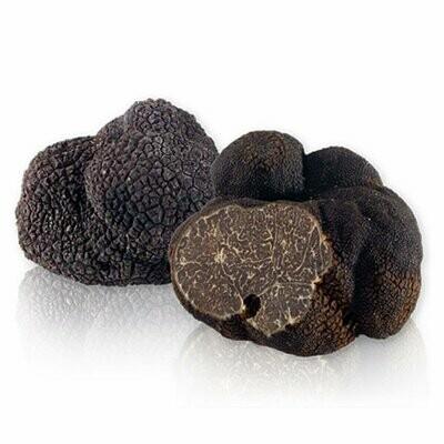 Mustatryffeli (Tuber Melanosporum Vitt.) | Fresh Winter Black Truffle | 1 PCS (+10G)