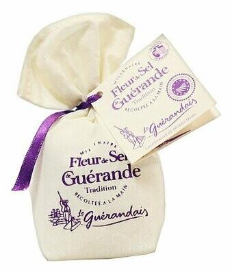 Merisuola Fleur De Sel De Guerande | Sea Salt | SEL DE GUERANDE | 125 G bag