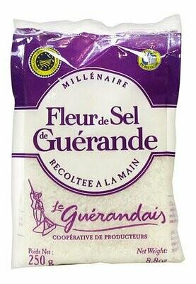 Merisuola Fleur De Sel De Guerande | Sea Salt | SEL DE GUERANDE | 250 G