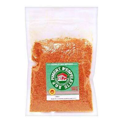 Espelette Chilipippurijauhe AOP| Espelette Chilli Pepper Powder PDO| TERRE EXOTIQUE | 250 G