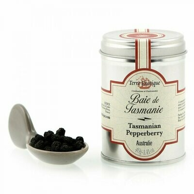 Tasmanian Pippuri | Tasmanian Pepperberry | TERRE EXOTIQUE | 40 G