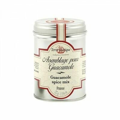 Guacamole-mausteseos   Guacamole Spice Blend   TERRE EXOTIQUE   55g
