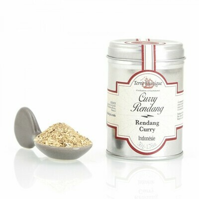 Rendang Curry (Indonesia)   Rendang Curry   TERRE EXOTIQUE   50g