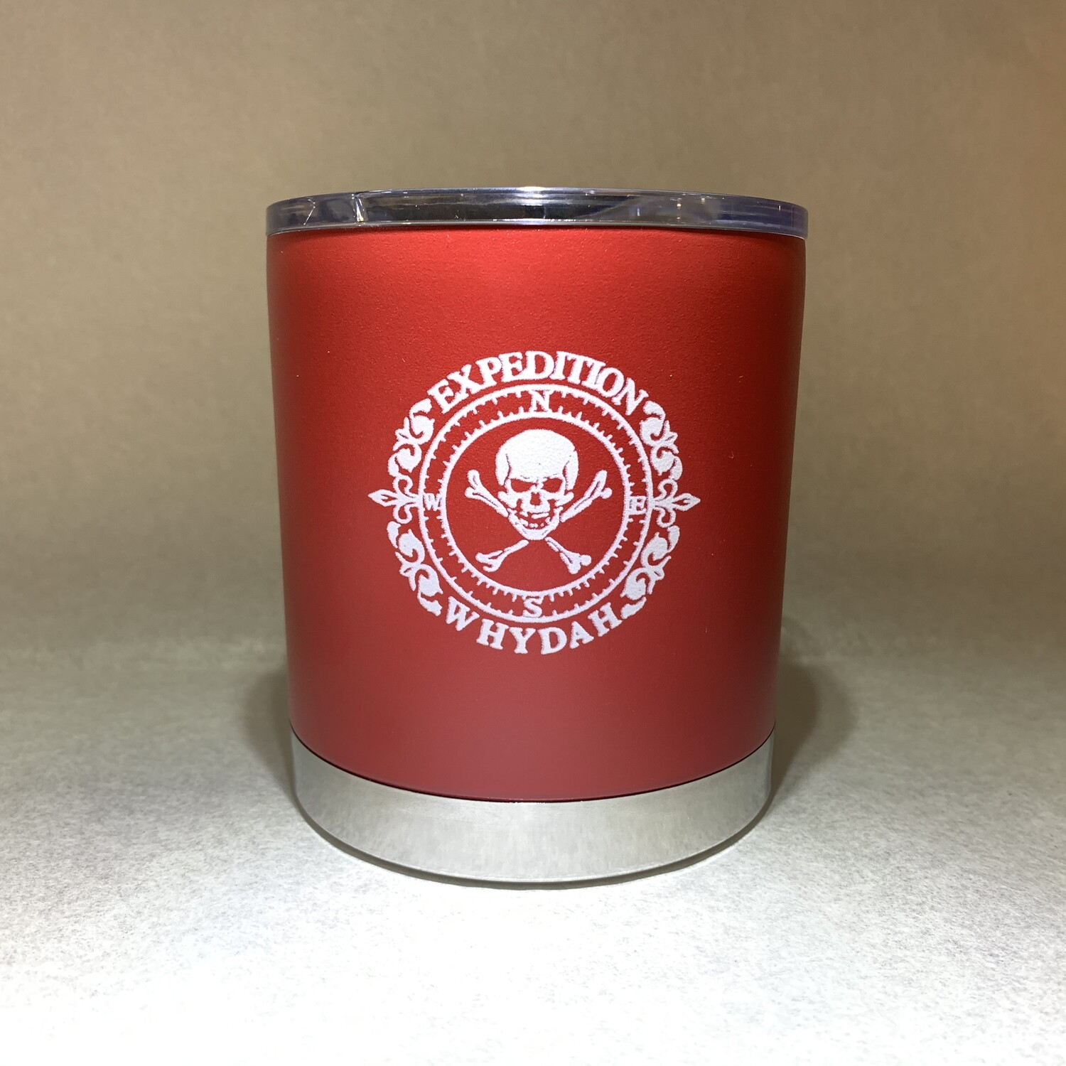 Expedition Whydah Stainless Steel Travel Mug