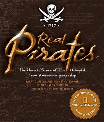 Real Pirates Book
