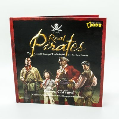 Real Pirates The Untold story of the Whydah Kids Edition
