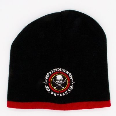 Expedition Whydah Beanie with Embroidered Color Logo