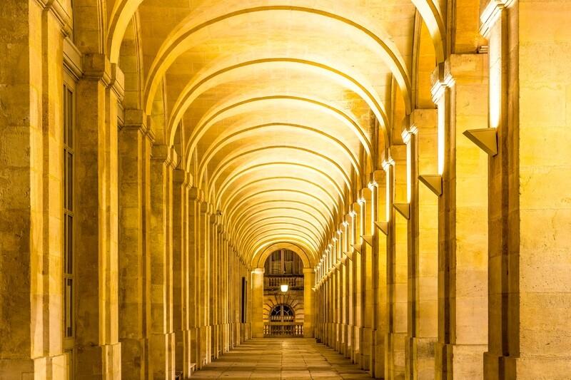 Opera arches