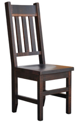 Muskoka Side Chair by Ruff Sawn