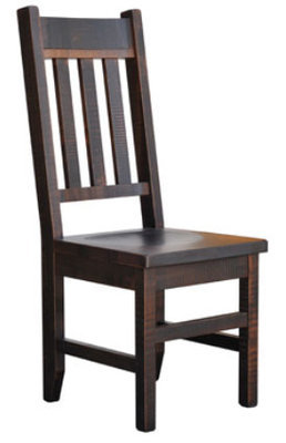 Muskoka Side Chair by Ruff Sawn