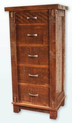 Timber Lingerie Chest by Ruff Sawn